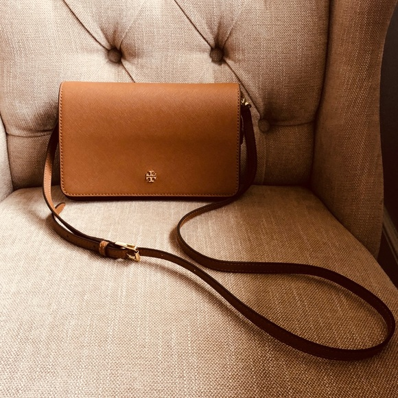e7a7ae714ef Tory Burch Emerson Combo Crossbody